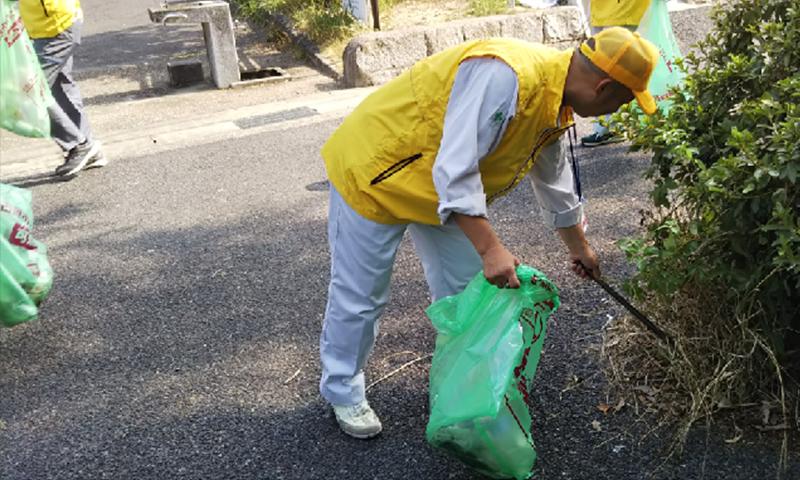 名古屋建設業協会 環境ボランティア活動